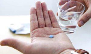 Лечение потенции у мужчин: препараты