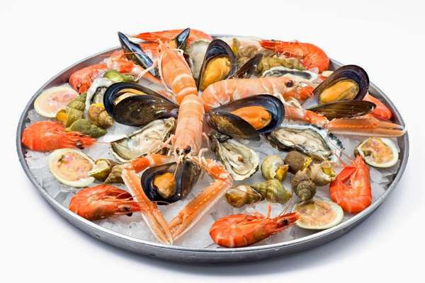 Питание для хорошей потенции: морепродукты
