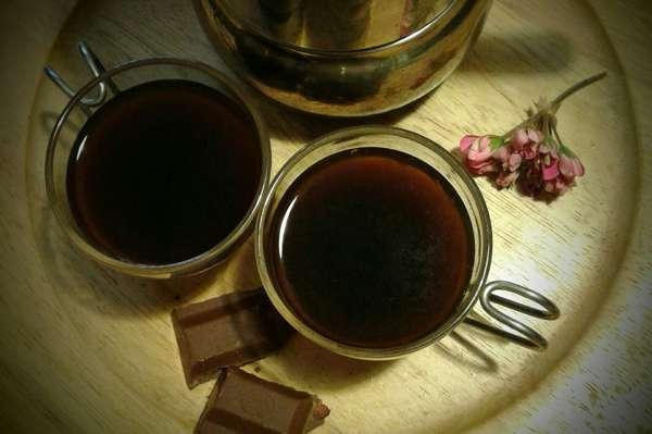Кофе и шоколад едят для потенции