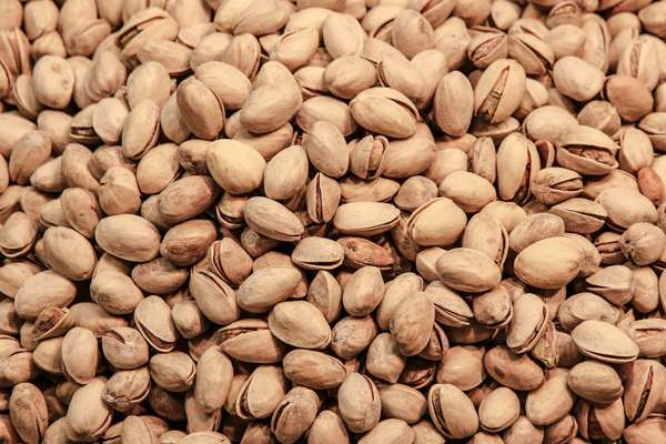 Фисташки и орехи помогают восстановить потенцию