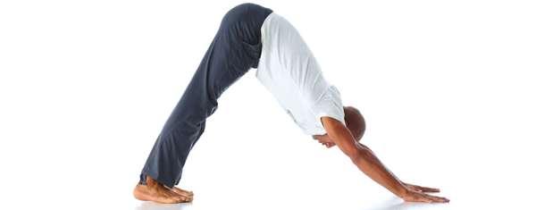 Эффективность йоги для улучшения мужской силы