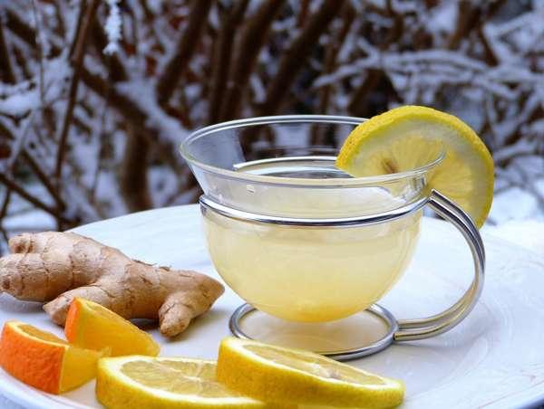 Рецепт настойки имбиря с лимоном для потенции