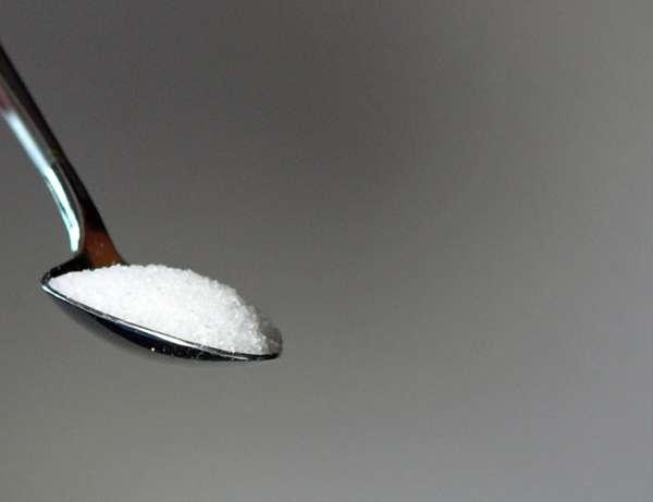 Сахар заменить на мед